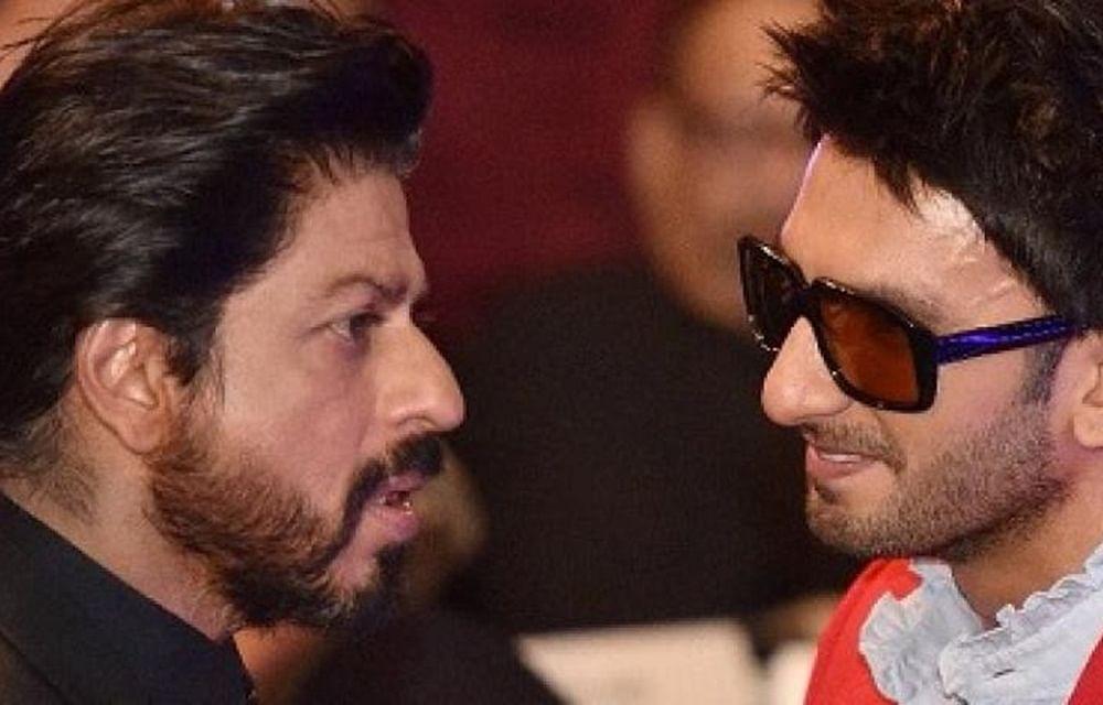 Ranveer Singh to replace Shah Rukh Khan in 'Don 3'?