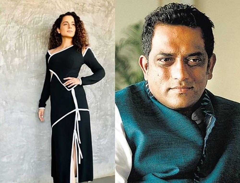 Did Kangana Ranaut quit Anurag Basu's 'Imali' for her next directorial venture?