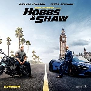 'Hobbs & Shaw' second trailer out