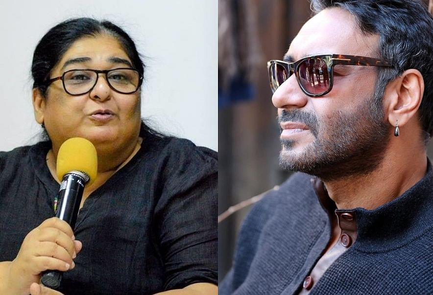 Money is their only dharma: Vinta Nanda slams Ajay Devgn for working with Alok Nath