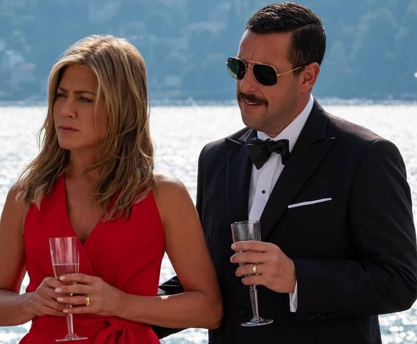 Jennifer Aniston, Adam Sandler reunite for Netflix's 'Murder Mystery'