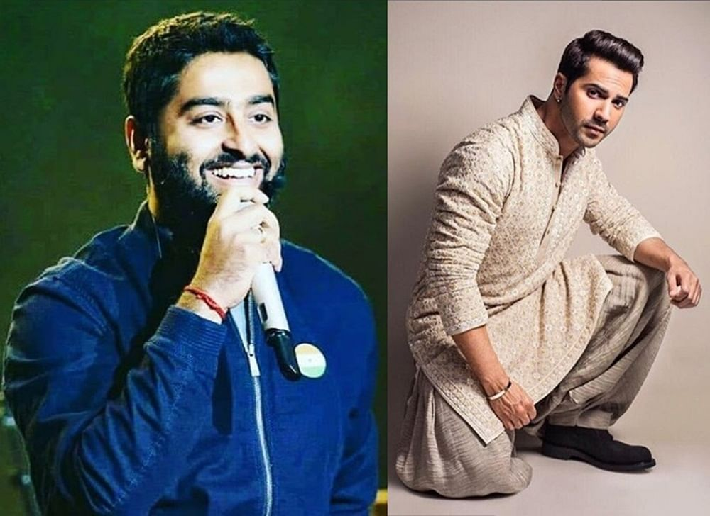 Say What! Arijit Singh gave 1200 takes for 'Kalank' title track, reveals Varun Dhawan