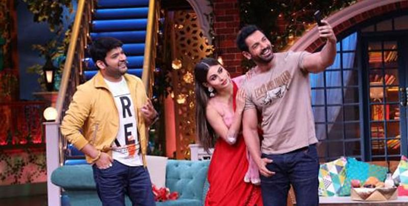 Here's why John Abraham thinks girls would fall for Kapil Sharma and not him