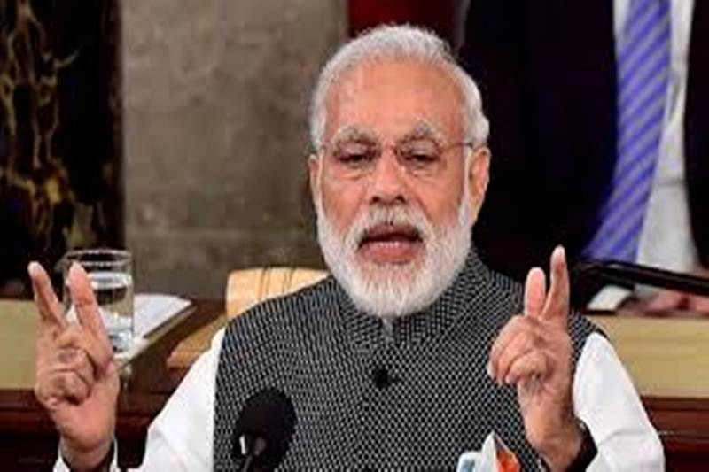 Expiry date of SP-BSP-RLD alliance is May 23, says PM Narendra Modi