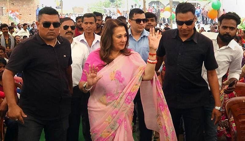 Moon Moon Sen invoking dead mother for votes, it's deplorable: Babul Supriyo