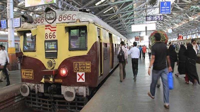 Mumbai suburban train services affect as coach derails in the morning