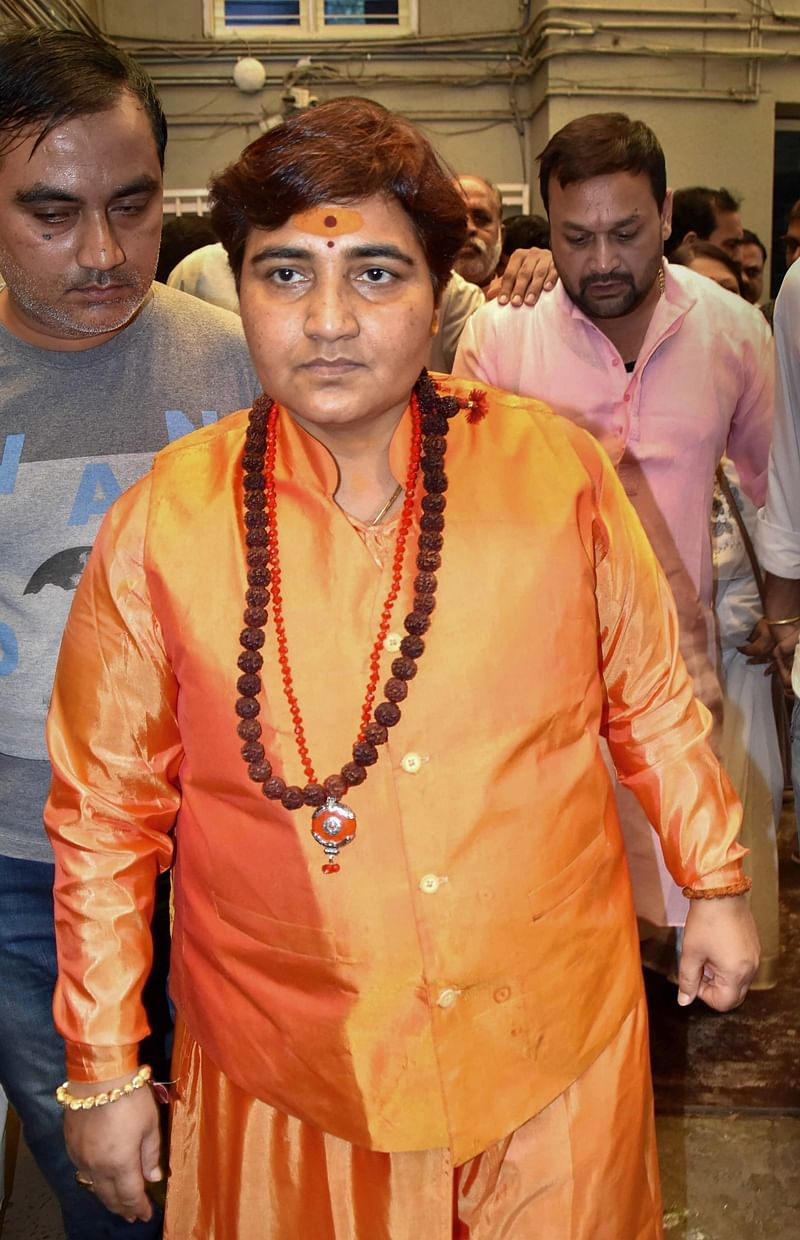 Malegaon case: Court allows Pragya Singh Thakur's plea for exemption from appearance