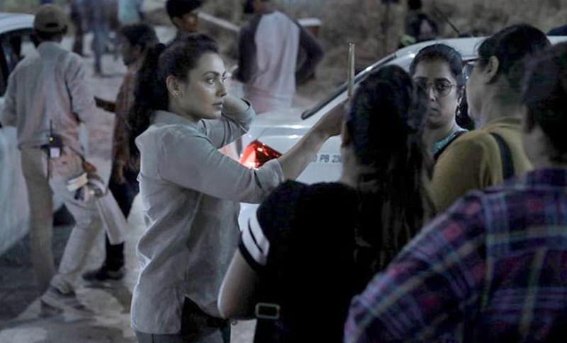 Mardaani 2 plot details leaked; Rani Mukerji to face a 21 yr old ruthless villain