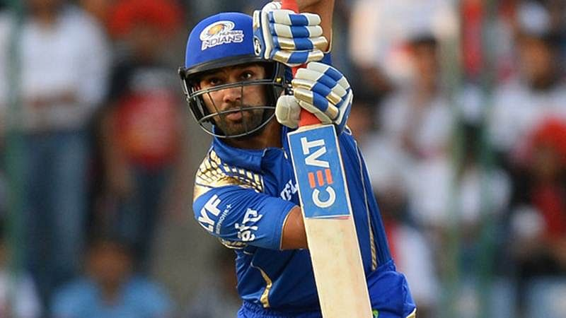 Not depended on few: Rohit Sharma