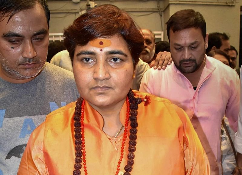 Proud of my involvement in Babri Masjid demolition: Pragya Thakur