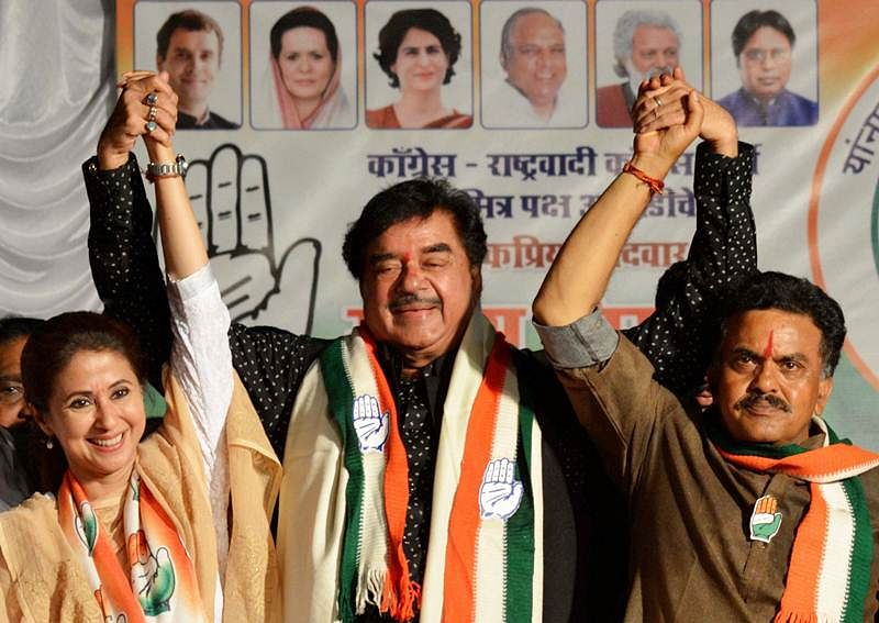 Shatrughan Sinha: From Gandhi to Jinnah, all part of Congress, that's why I have come here
