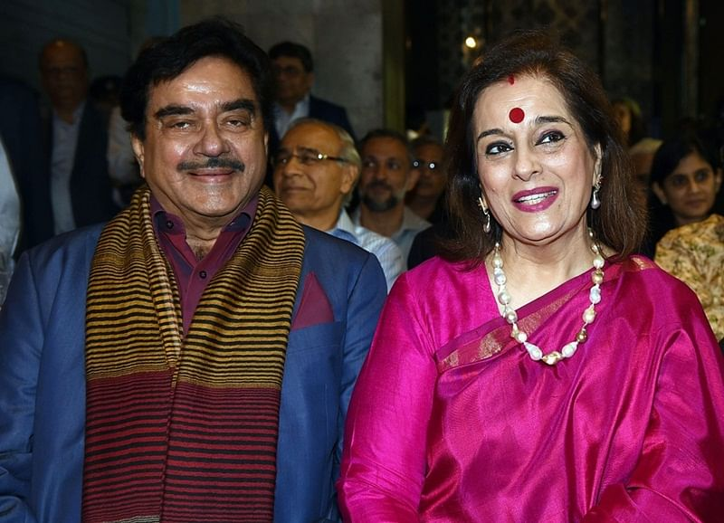 Shatrughan Sinha confident of doing well in Lok Sabha polls, has similar hopes for wife