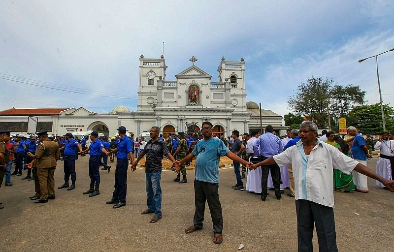 World celebrities condemn serial blasts in Sri Lanka; call for swift action, peace