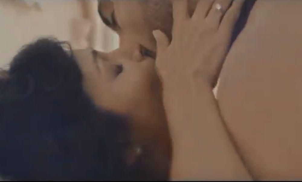 Super-hot video of 'Stree' actress Flora Saini's wild lip-lock with Sudhanshu Pandeyis raising brows