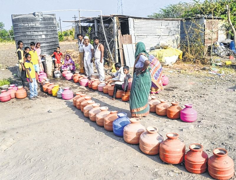 Maharashtra sought no drought relief from the Centre