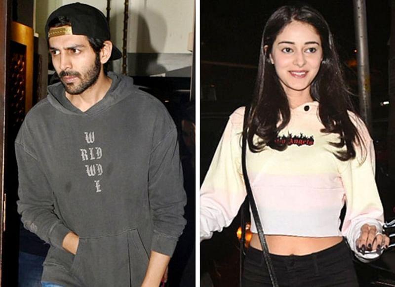 After confessing her crush on Varun Dhawan, Ananya Panday admits Kartik Aaryan is 'damn cute'