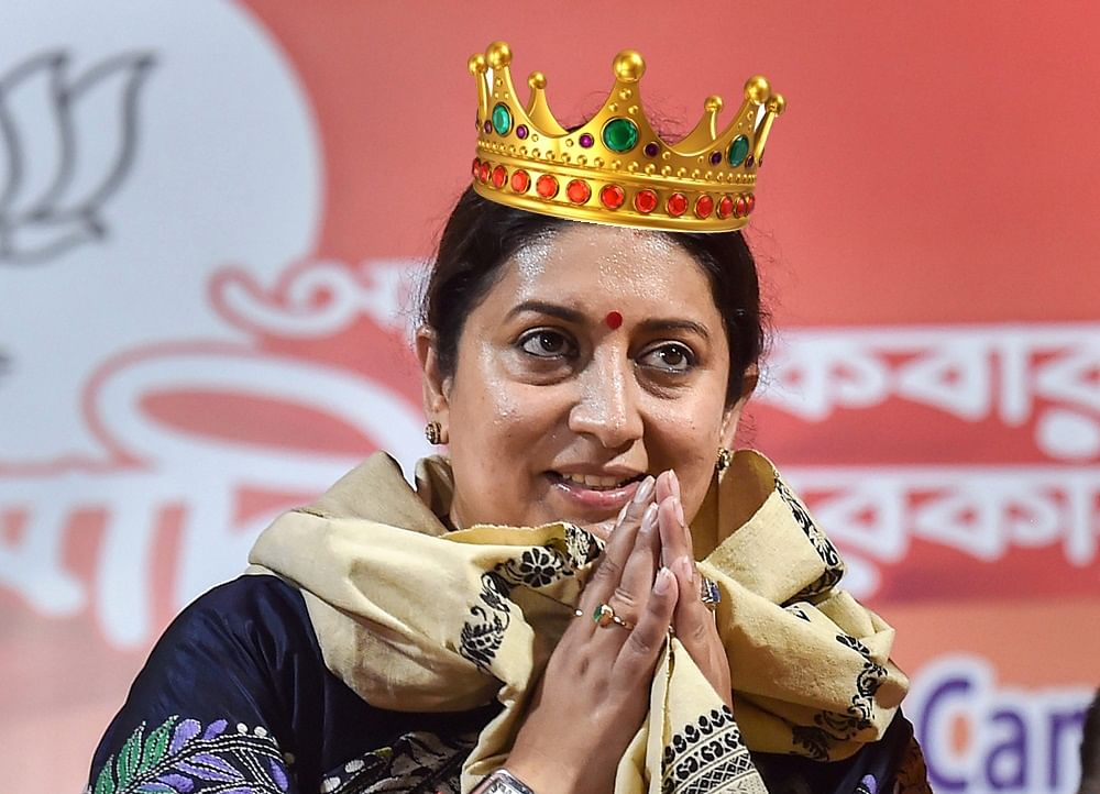 Queen in the North! Smriti Irani shares a 'Game of Thrones' reference after dethroning Rahul Gandhi