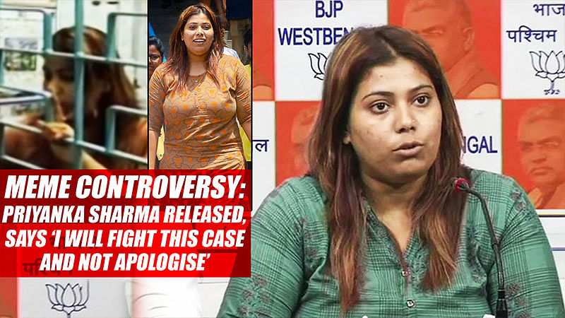 Priyanka Sharma Released, Says 'I Will Fight This Case And Not Apologise'