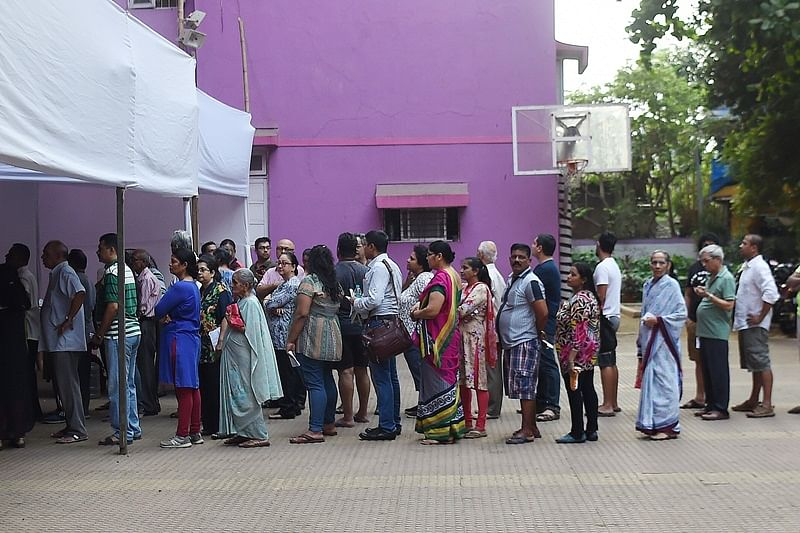 Mumbai: 10,000 names of dead people deleted from voters' list from Malabar Hill, improves voter turnout