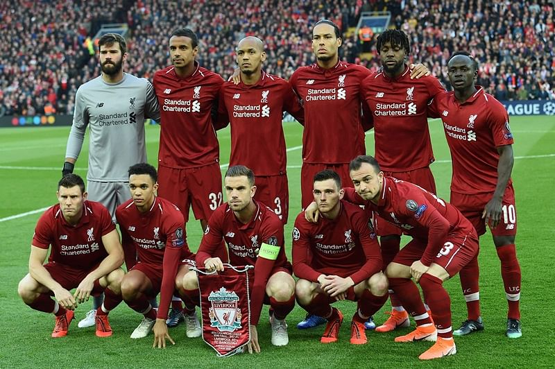 Liverpool thrash Barcelona to reach Champions League final