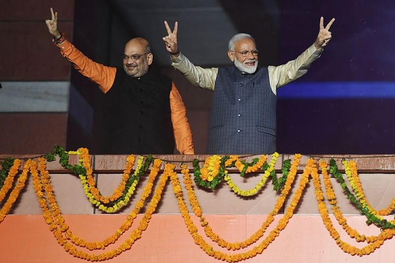 Lok Sabha election result 2019: BJP wins 62 seats in UP, SP-BSP alliance gets 15