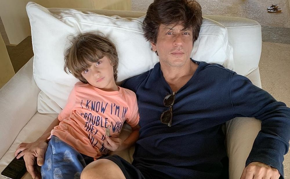 It's AbRam Khan's birthday! 10 pictures of Shah Rukh and Gauri Khan's cute munchkin as he turns 6