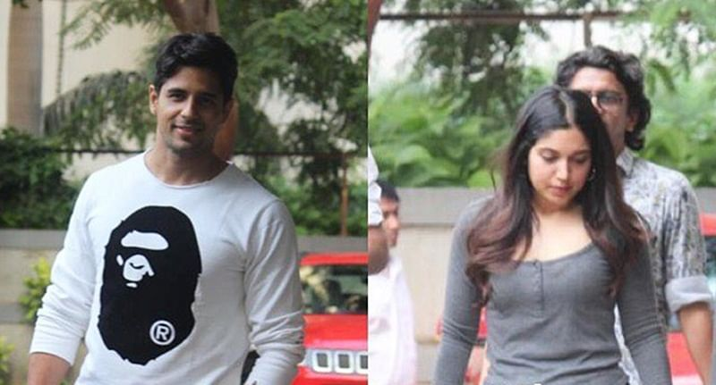 Sidharth Malhotra and Bhumi Pednekar to collaborate for Aanand L Rai's next?