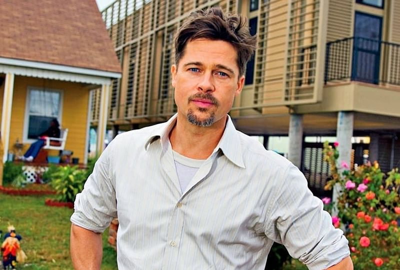 Brad Pitt laughs off Jennifer Aniston dating rumours