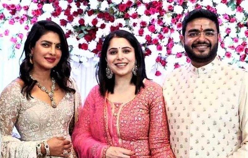Priyanka Chopra's brother Siddharth misses London trip due to ex-fiancée Ishita Kumar?