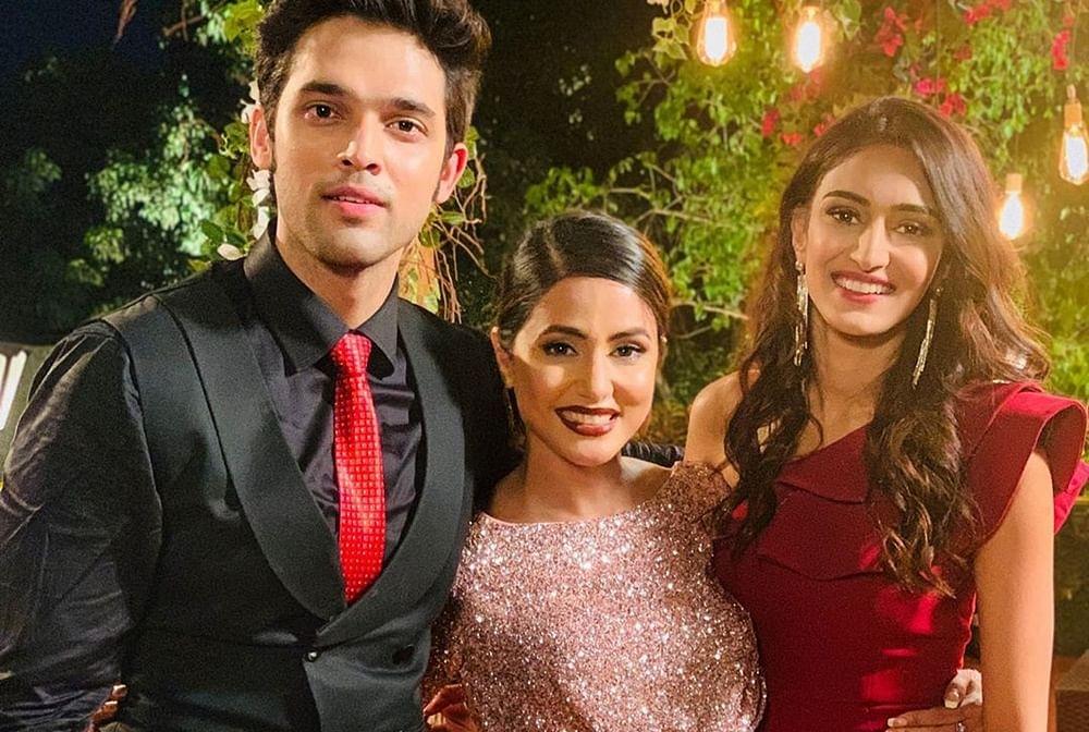 Hina Khan aka Komolika says goodbye to 'Kasautii Zindagii Kay 2'