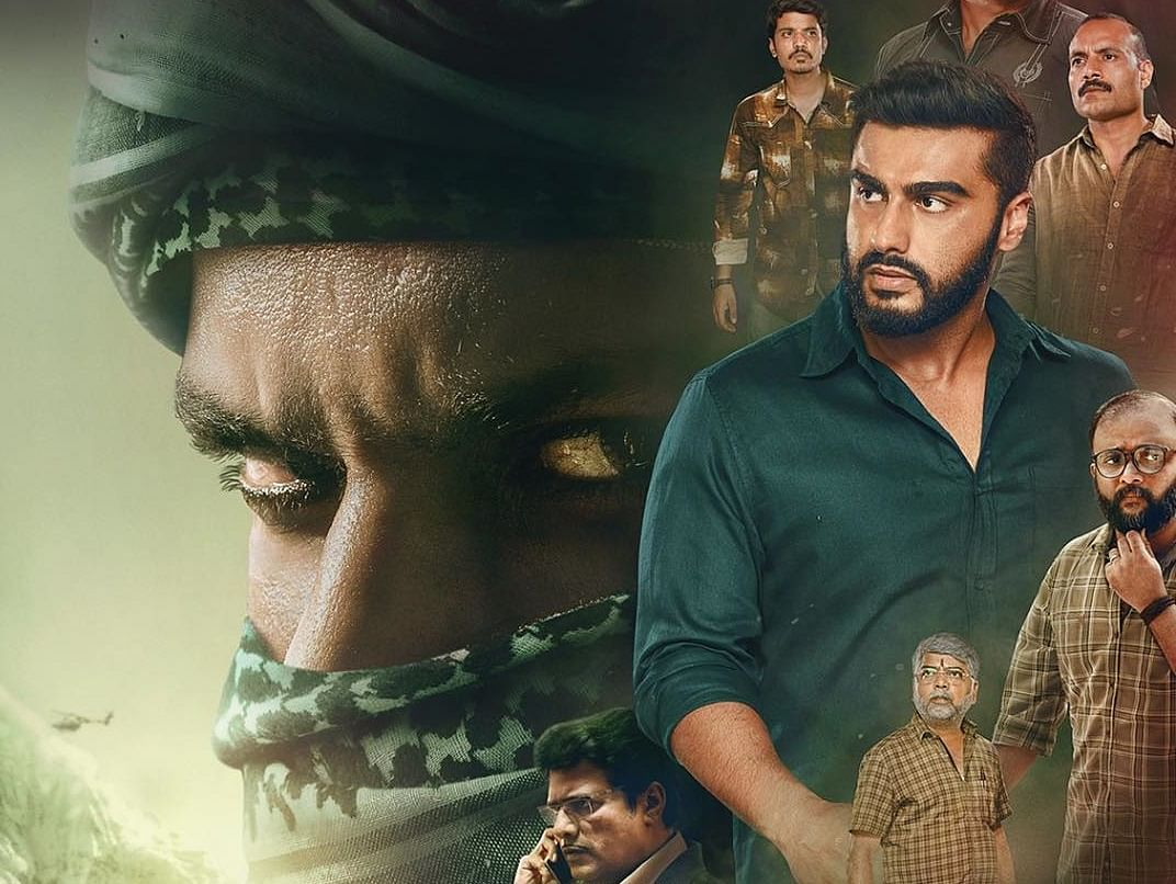 India's Most Wanted Movie Review: Arjun Kapoor starrer misses the mark in keeping it real