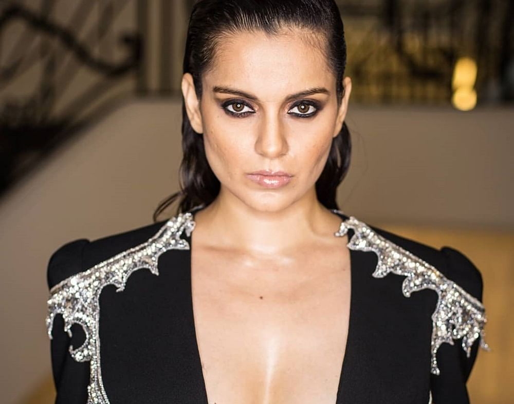 Kangana Ranaut stuns in an edgy pant-suit for Cannes Film Festival 2019 party