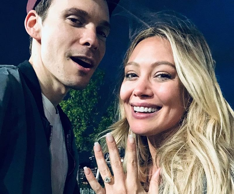 Hilary Duff, Matthew Koma are engaged!
