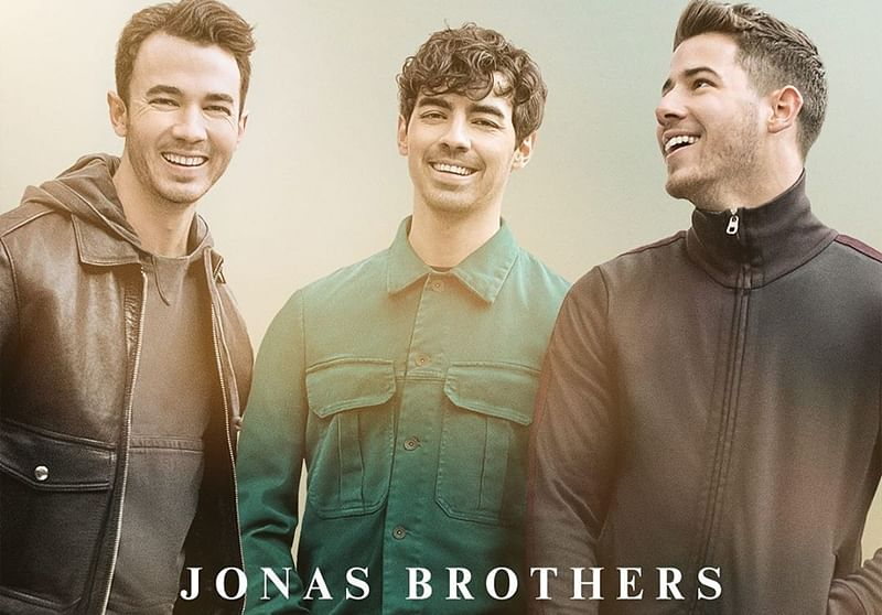 "Jonas Brothers documentary ""Chasing Happiness"" gets premiere date"