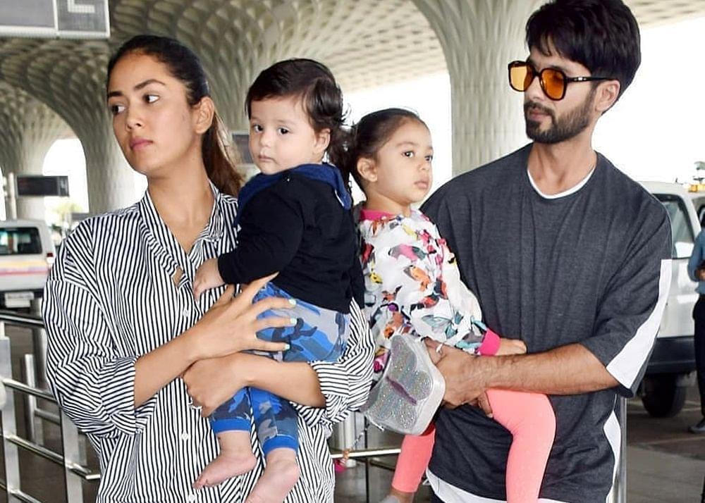 Did Mira Rajput hire Taimur's nanny for son Zain? Netizens slam for copying Shahid's Ex-GF Kareena's parenting ways
