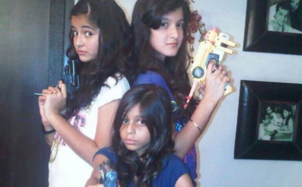 Ananya Pandey wishes her third Charlie's Angel Suhana Khan, Happy Birthday