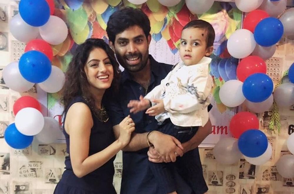 Deepika Singh opens up about husband taking break for her and their son