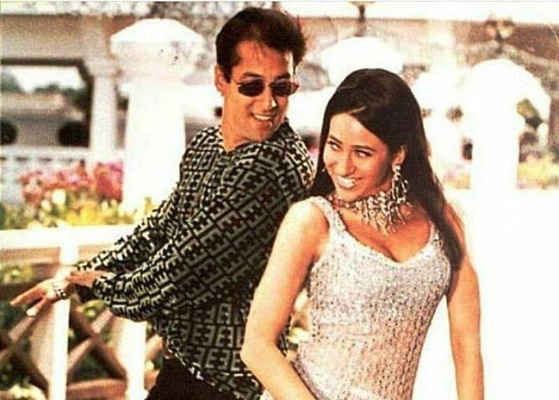 Karisma Kapoor celebrates 20 years of 'Biwi No. 1'; shares throwback pictures