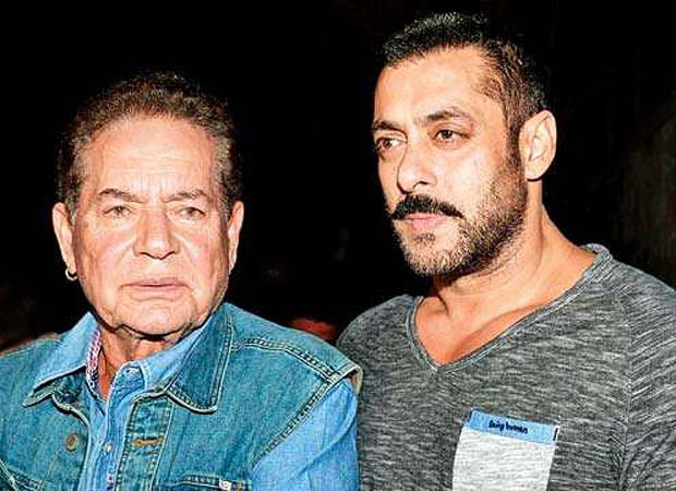 Salman Khan reveals why father Salim Khan scolded him over 'flip-flops'