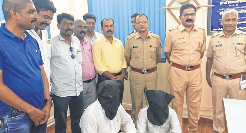 Mumbai: Cops nab two with Sand Boa snakes worth Rs 2.5 crore