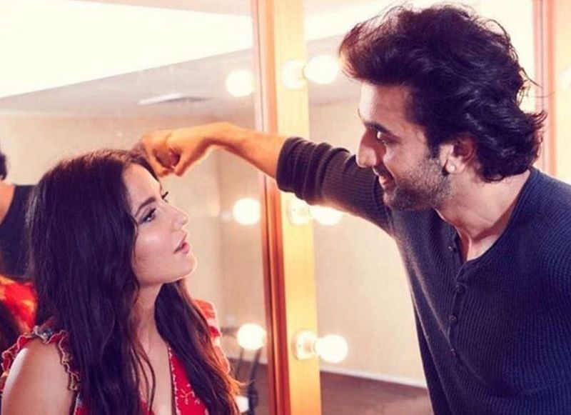 Did Katrina Kaif diss ex-boyfriend Ranbir Kapoor over trust issues?