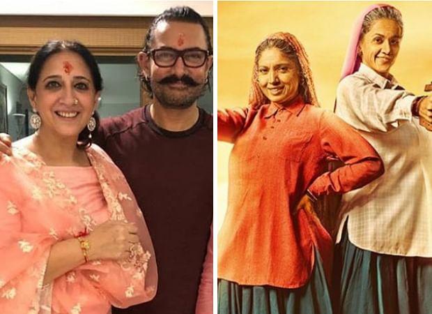 Aamir Khan's sister Nikhat Khan to star in 'Saand Ki Aankh' featuring Taapsee Pannu, Bhumi Pednekar