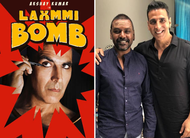 After 'Laxmmi Bomb' poster release, Raghava Lawrence steps down as director of Akshay Kumar starrer