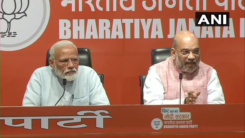 BJP will get full majority in LS Polls 2019; NDA will form govt with Narendra Modi as PM: Amit Shah