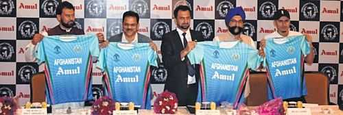 Amul sponsors Afghanistan Cricket team for ICC World Cup 2019