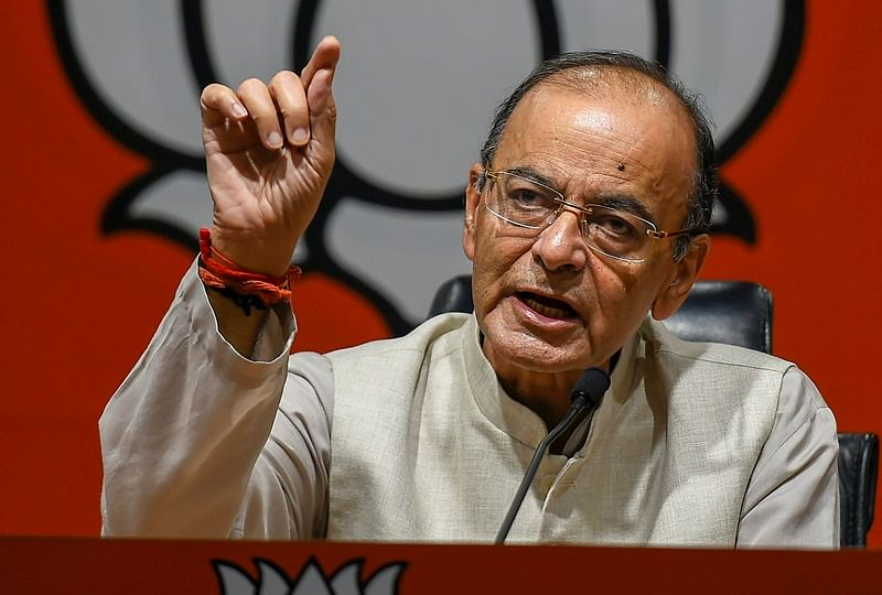 Model code of conduct not a substitute for free speech: Arun Jaitley