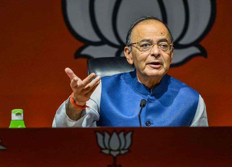 Voters no longer willing to trust coalition of rivals: Arun Jaitley