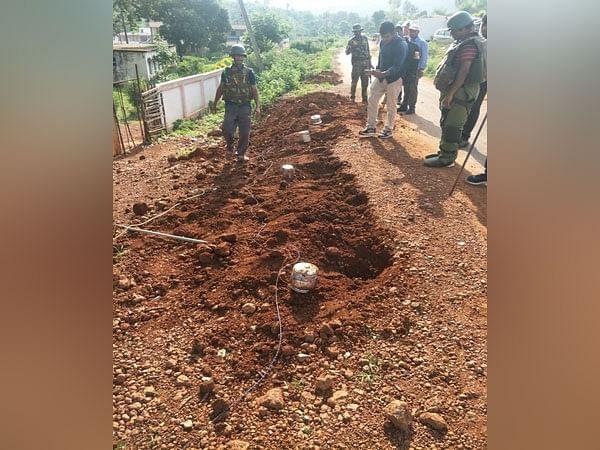 Andhra Pradesh: Police foil Maoist attack in Vizag