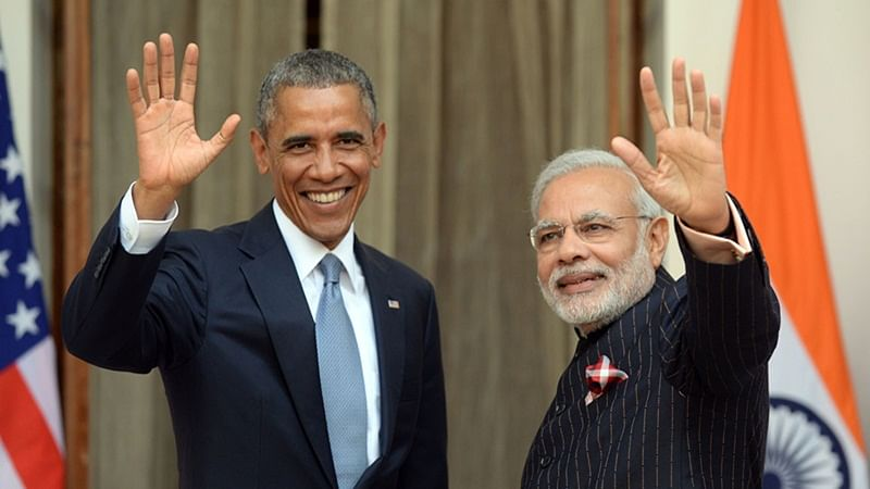 Barack Obama used race, personal chemistry, January 26 visit to win Narendra Modi on Paris Climate deal, says ex-aide