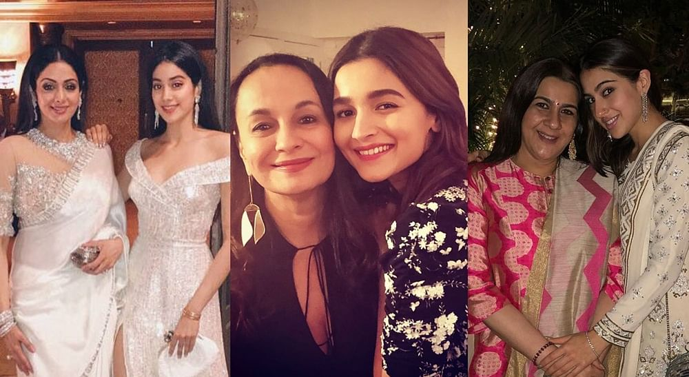 Mother's Day 2019: 8 Bollywood celebs who are a spitting image of their mothers